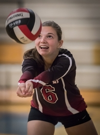 Nicole Downey's Women's Volleyball Recruiting Profile