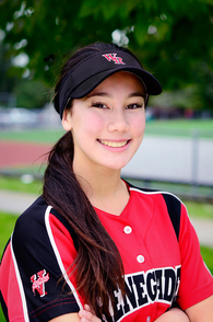 Caitlin Bradley-Tse's Softball Recruiting Profile