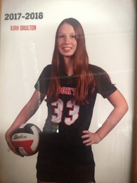 Kiah Daulton's Women's Volleyball Recruiting Profile