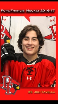Jonathan Tavella's Men's Ice Hockey Recruiting Profile