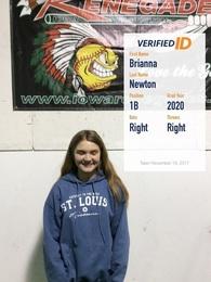 Brianna Newton's Softball Recruiting Profile