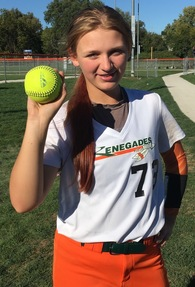 Kennedy Cowles's Softball Recruiting Profile