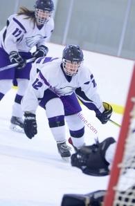 Ally Steffensmeier's Women's Ice Hockey Recruiting Profile