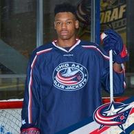 Ayodele Adeniye's Men's Ice Hockey Recruiting Profile