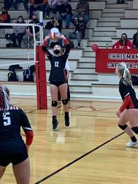 Hannah Lunger's Women's Volleyball Recruiting Profile