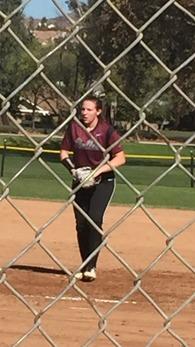 Amanda Curry's Softball Recruiting Profile