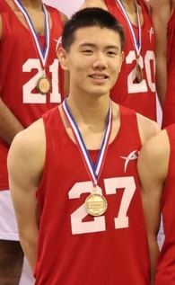 Eric Hao's Men's Volleyball Recruiting Profile