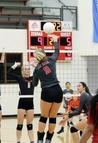 Madison Dugan's Women's Volleyball Recruiting Profile