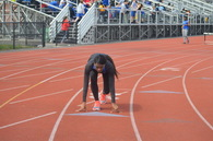 Amaris Smith's Women's Track Recruiting Profile