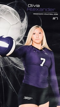 Olivia Alexander's Women's Volleyball Recruiting Profile