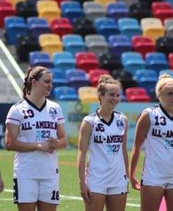 Rylee Braden's Women's Soccer Recruiting Profile