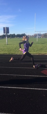 Presley Scarbrough's Women's Track Recruiting Profile