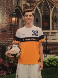 Liam Pulford's Men's Soccer Recruiting Profile