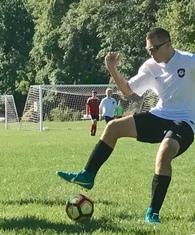 Robert White's Men's Soccer Recruiting Profile