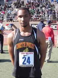 Kyle Jones's Men's Track Recruiting Profile