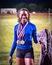 Rhea Miles Women's Track Recruiting Profile