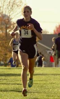 Madeline Rhombeg's Women's Track Recruiting Profile