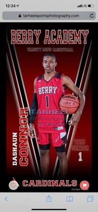 DaShaun Connor's Men's Basketball Recruiting Profile
