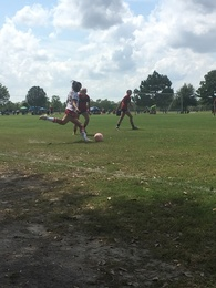 Reyna Holifield's Women's Soccer Recruiting Profile