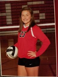 Jordann Whitmore's Women's Volleyball Recruiting Profile