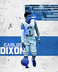 Carlos Dixon's Men's Basketball Recruiting Profile