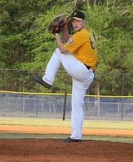 Mathew Beaudin's Baseball Recruiting Profile