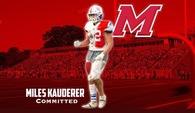 Miles Kauderer's Football Recruiting Profile