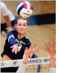 Jessica Putnam's Women's Volleyball Recruiting Profile
