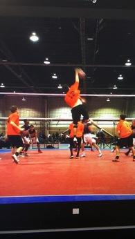 Matthew Minkin's Men's Volleyball Recruiting Profile