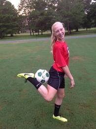 Sarah Thrush's Women's Soccer Recruiting Profile