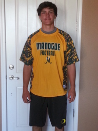 online store 25018 55b85 Wes Farnsworth's Football Recruiting Profile