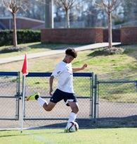 Anthony Bynoe Jr.'s Men's Soccer Recruiting Profile