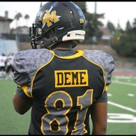 Eyob Deme's Football Recruiting Profile