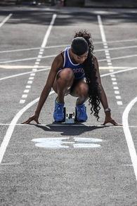 LaDavonia Apple's Women's Track Recruiting Profile