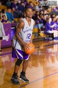 Ja'Rel Montgomery's Men's Basketball Recruiting Profile