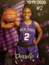 Cherrelle Newsom's Women's Basketball Recruiting Profile