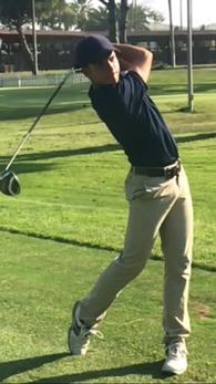 Pablo Carrascosa's Men's Golf Recruiting Profile