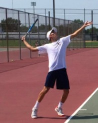 Austin Chyall's Men's Tennis Recruiting Profile