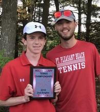 Jack Foley's Men's Tennis Recruiting Profile