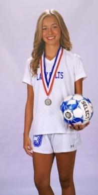 Emma Glorioso's Women's Soccer Recruiting Profile
