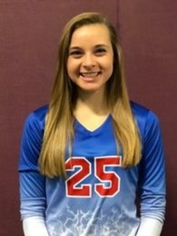 Allison Pisarcik's Women's Volleyball Recruiting Profile