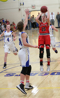 Emilee Danner's Women's Basketball Recruiting Profile