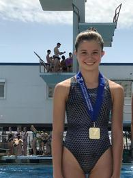 Courtney Russo's Women's Diving Recruiting Profile