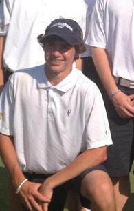 Calum Masters's Men's Golf Recruiting Profile
