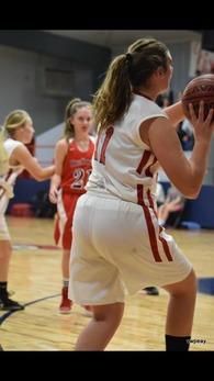 Samantha Barham's Women's Basketball Recruiting Profile