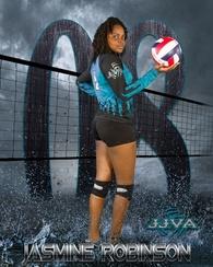 Jasmine Robinson's Women's Volleyball Recruiting Profile