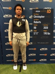 Christopher Roberts's Football Recruiting Profile