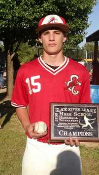Cody Hampton's Baseball Recruiting Profile