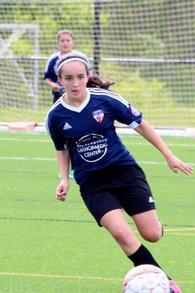 Emma Ruvido's Women's Soccer Recruiting Profile