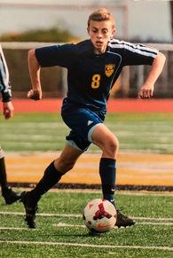 Caleb Herring's Men's Soccer Recruiting Profile